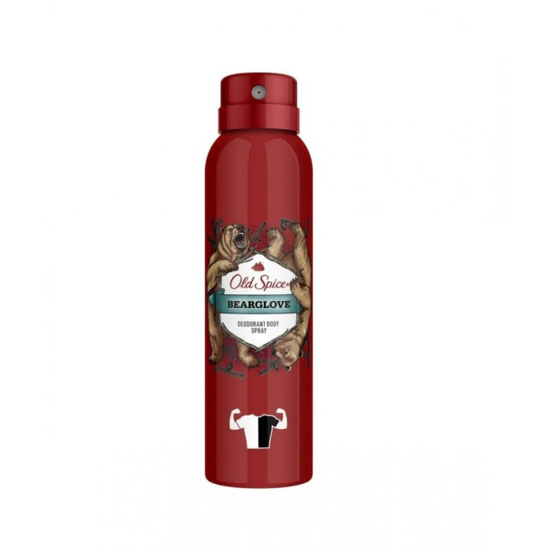 OLD SPICE DEO 150 ML BEARGLOVE