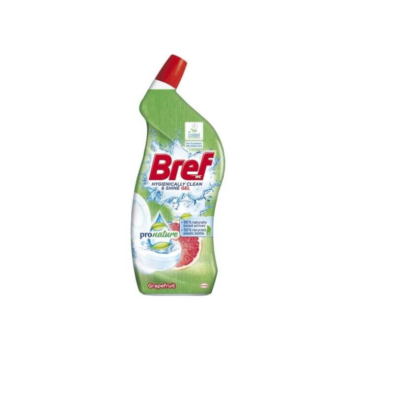 BREF-WC-TISZTÍTÓ-700ML-PRO-NATURE-GRAPEFRUIT